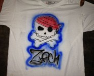 Airbrush clothing 18